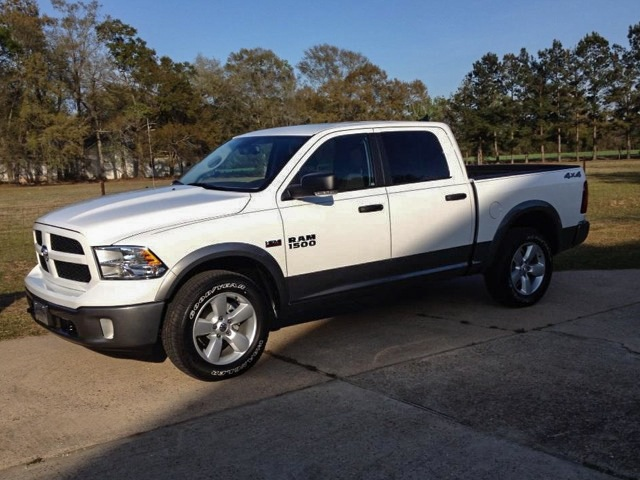Leveled 2014 Ram 2500 With 18x10 Autos Post